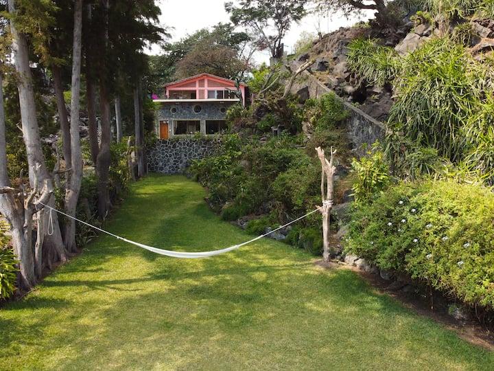 Villa El Remanso, Cerro de Oro, Atitlán