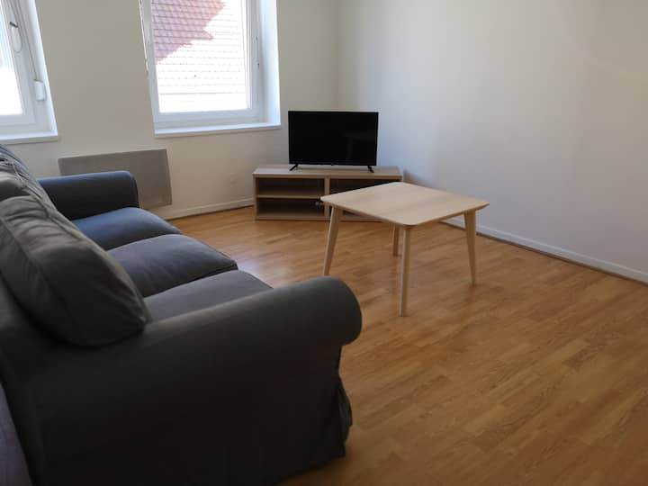 Charmant appartement . 2 chambres