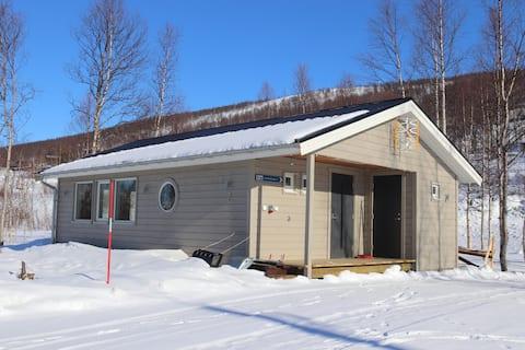 Onlangs gerenoveerd vakantiehuis op het Plank - ski-in/ski-out