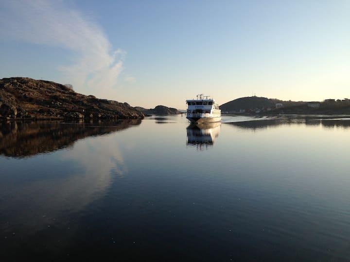 Writers house  - a place for poems - Brännö island