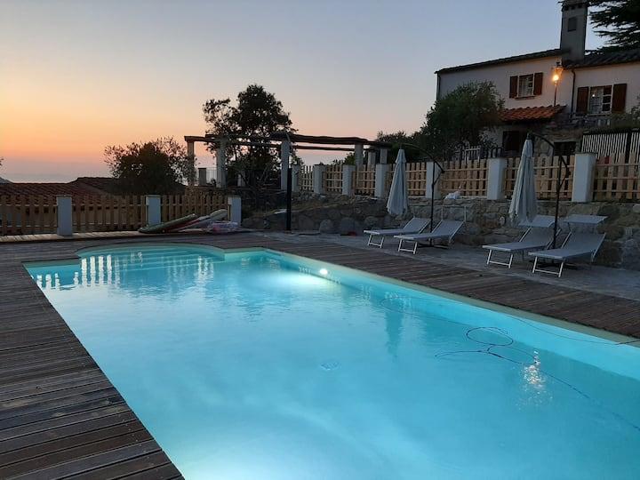 Appartamento nel bosco all' Isola d'Elba!