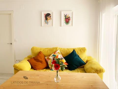 Latidos de Triana-Apartamento totalmente equipado