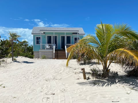 BRAND NEW Staniel Cay Cottage Right On The Beach