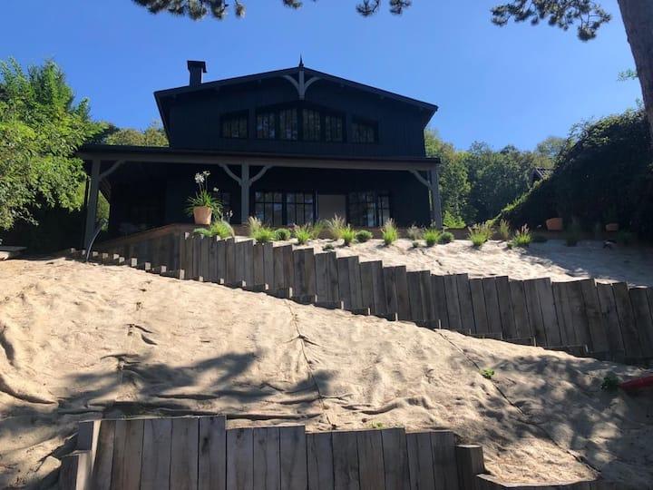 Cap Paradis - Villa avec accès et vue mer -