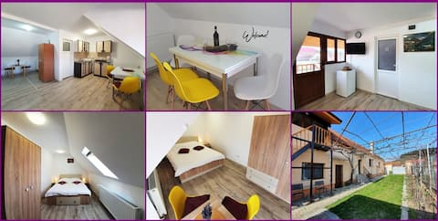 Lavender Loft Apartment
