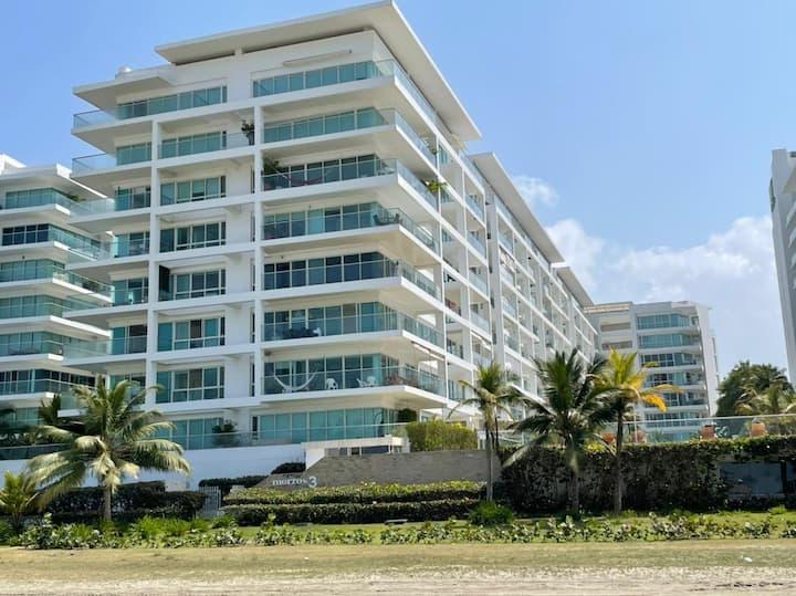 Apartamento Ed. Morros 3 - salida directa a playa
