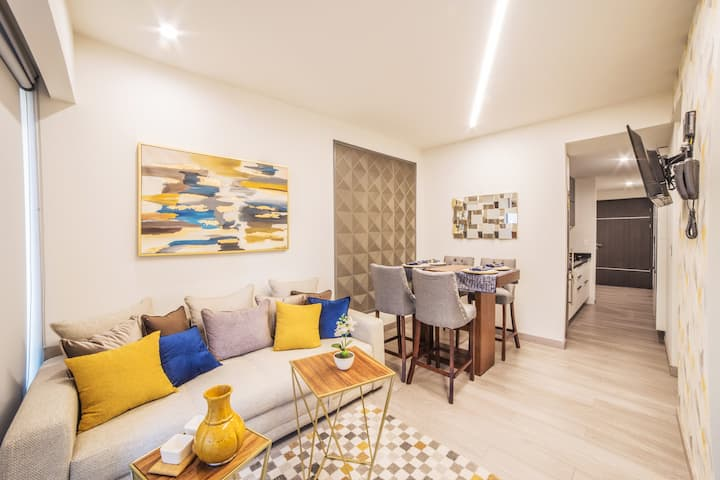 ⭐Full Loft 3 mins Plaza Mayor walkable area, North