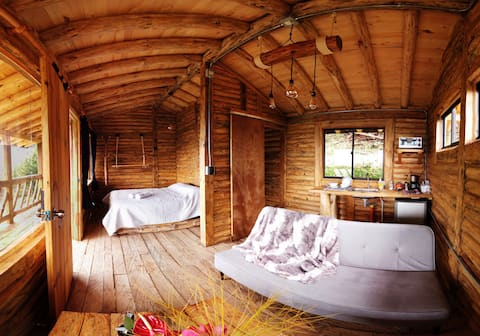 MonteLuz Experience | Rustic Cottage+Full Board