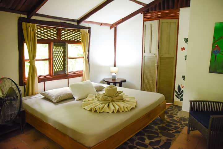 Sarapiqui River & Rainforest private room