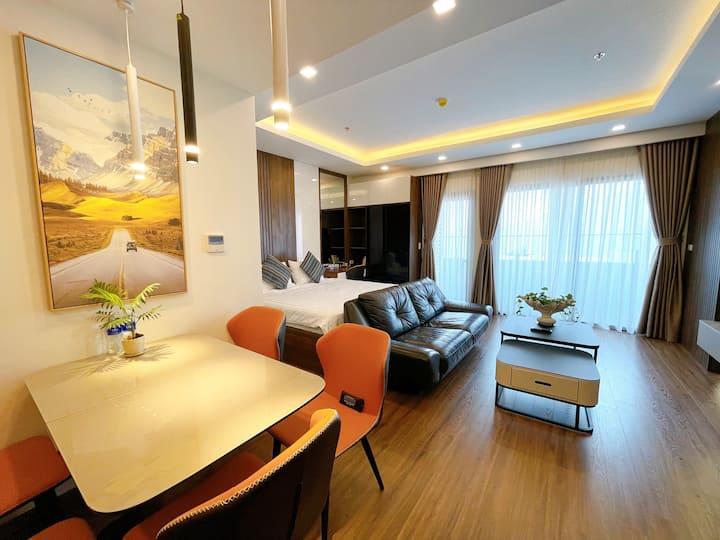 FLC Sea Tower 1 bedroom, 23rd floor, Sea View