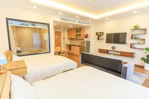 FLC Sea Tower 1 bedroom, 23rd floor, Sea View
