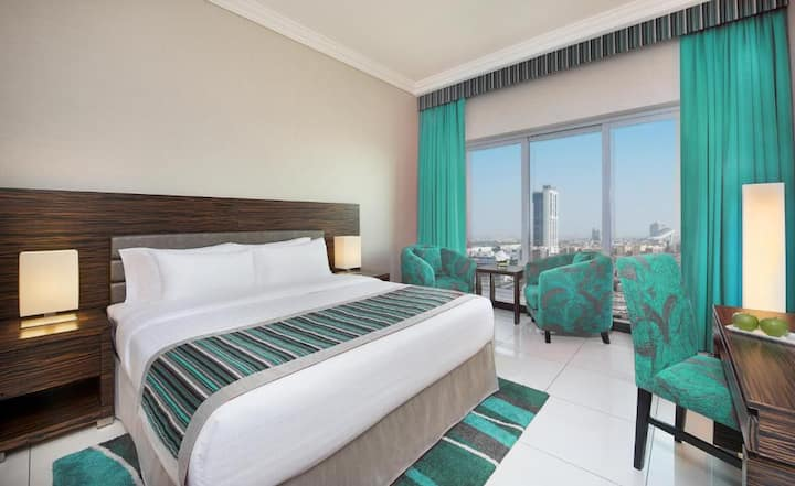 5 Star Hotel Standard Room ATA3, Barsha Heights