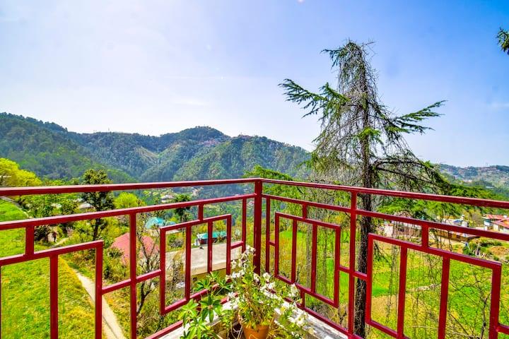 Cherish Rubellite 3BHK Villa, Shimla,100%Sanitized