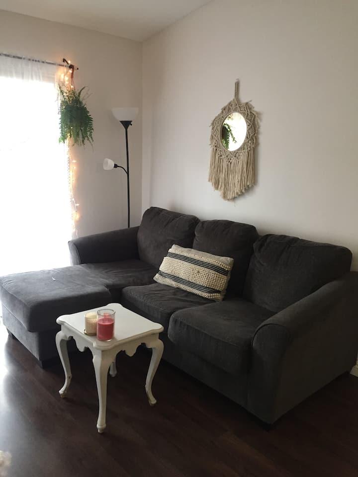 Southern San Diego Apartment