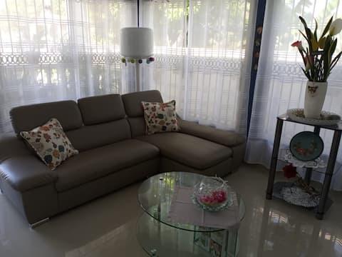 Peaceful and Safe Home in Esperanza, Valverde