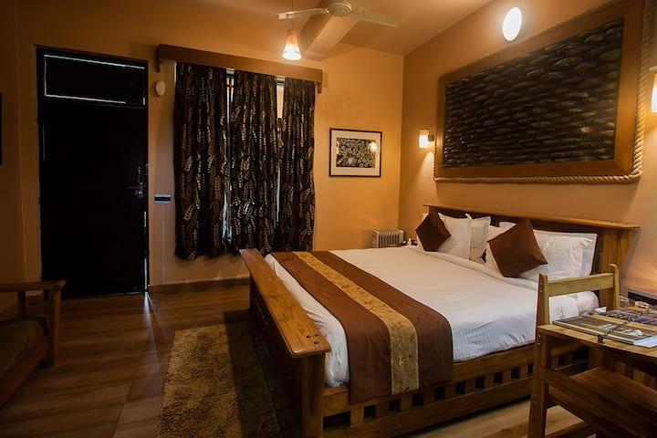 The Kunzum La Pass Standard deluxe room