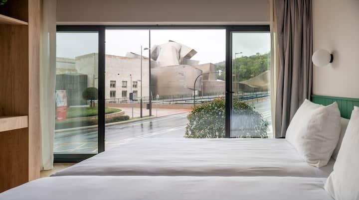 Apartamento 1 dormitorio Guggenheim -Líbere Bilbao