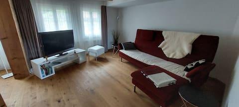 Esthi's apartment in recreational area