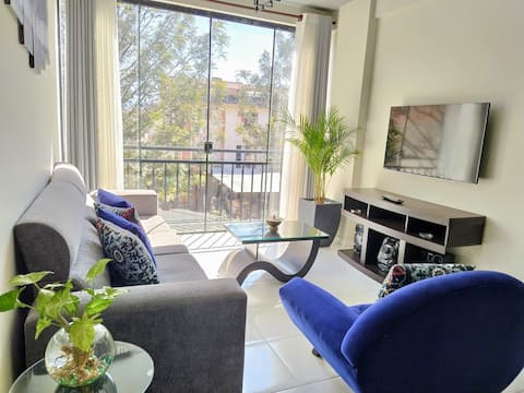Cozy and New apartment  located in the center