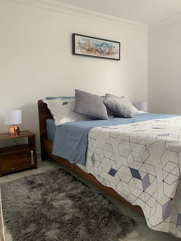 """""""La habitación ideal para ti ,con buena ubicacion"""""""