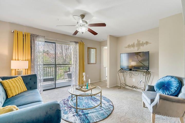 Cozy Entire Apartment 2 Bedroom Near Disney