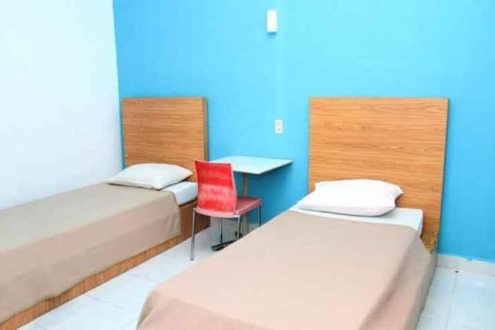 Affordable Standard Room at Hotel Mexico Berastagi