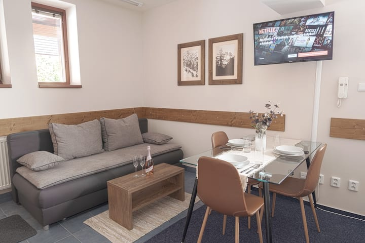 Tatrahouse Apartment - Family Studio
