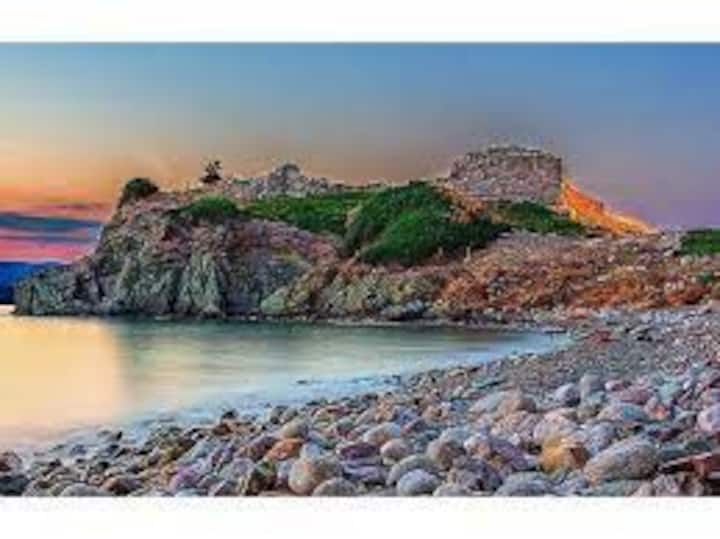 TORONI . θεα στην θαλασσα ΑΣΤΕΡΗΣ  1