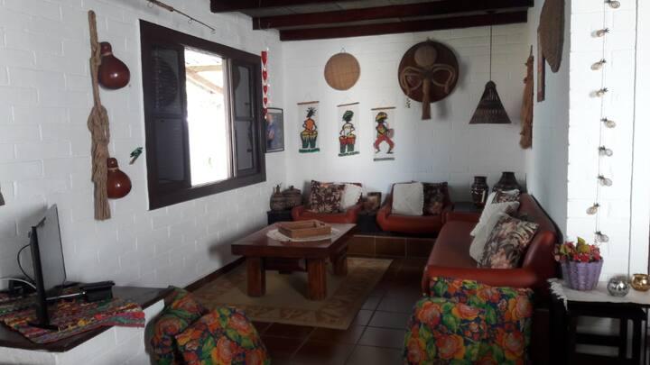 Casa de Praia Aconchegante