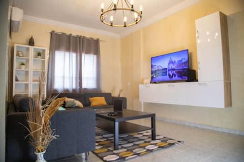 Nieuw Luxe Appartement in Stadscentrum - PLAZA GUÉLIZ