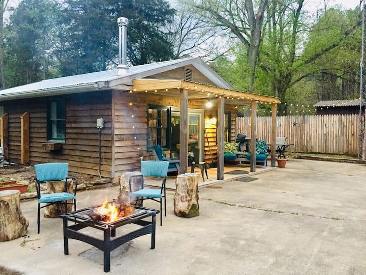Reel Simple Shenandoah Waterfront Cabin Retreat