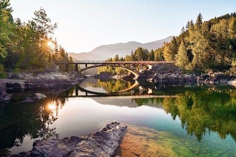 The River House @ Glacier National Park