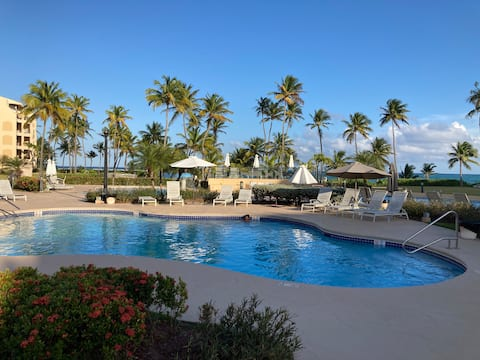 2 BR OceanView 3 Pools BEACH Access Palmas Del Mar