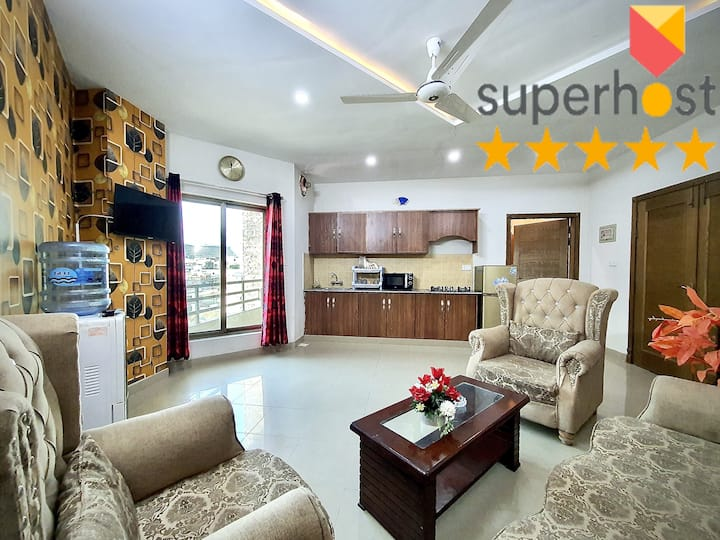 Private Economical Apartment In front Of GiGa Mall