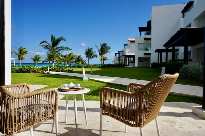 Luxury Oceanview Loft with Private Beach Cap Cana