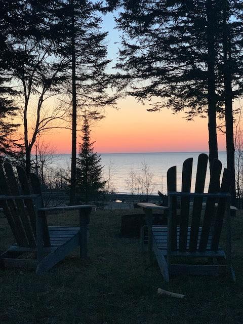 Lake Superior South Shore Retreat