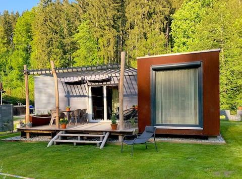 HJEM  Tiny Home in the woods - Колоездене - Туризъм - Allgäu