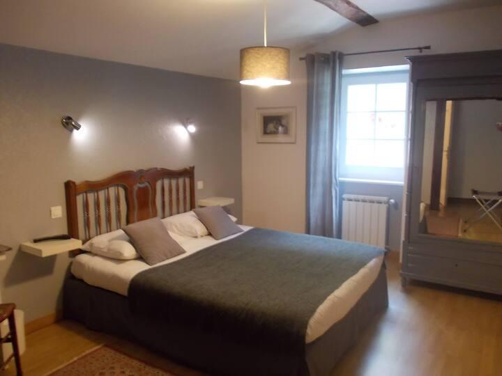 Maison d'hôtes au pays basque Le Clementenia