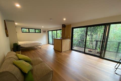 森林度假公寓,適合心懷相同的自然人