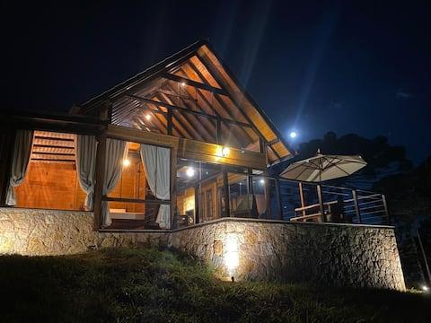 Valley of Dreams Lodge Lodge/Cabana - Taquaras