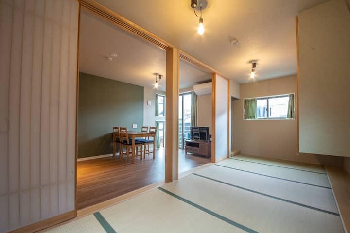 202号室 ライフハウス 玉造 新築 デザイナーズハウス 大阪城 心斎橋