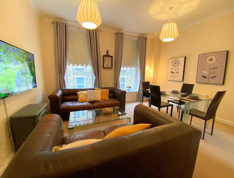 Fabulous 2 bed ground floor apartment