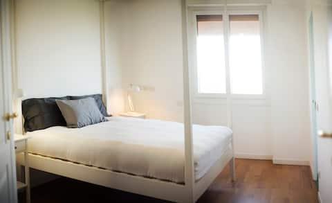 Cozy apartment close to San Raffaele Hospital