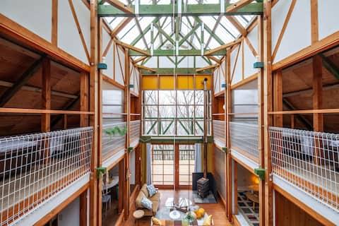 Extraordinary space like an atelier