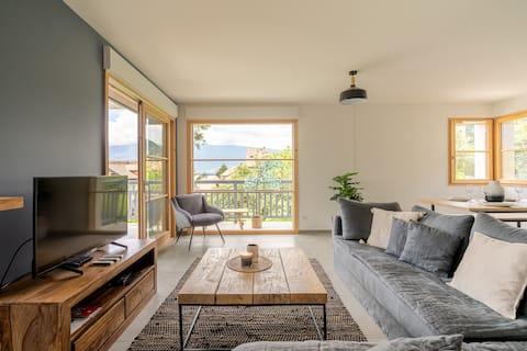 Appartement neuf Baie de Talloires, Lac d'Annecy
