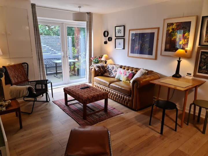 Stunning family friendly apartment in Belfast!