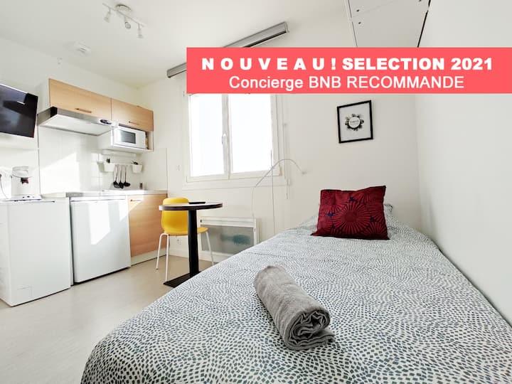 CO Résidence BNB Saint Nazaire Hyper centre - 301