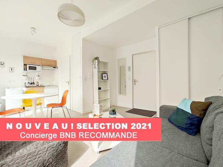 CS Résidence BNB Saint Nazaire Hyper centre - 305