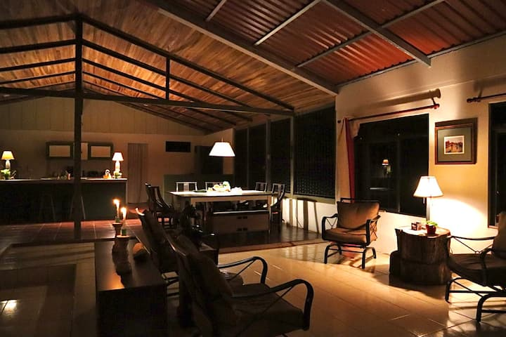 Casa Zu - Cottage 25 min. away from Arenal Volcano