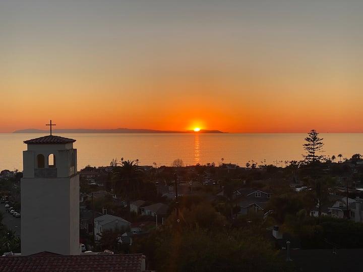 Beautiful Laguna Beach House ocean views